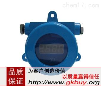 14㎜ sbw-644数显壁挂式温度变送器 型应用接线图      仪表有24vdc