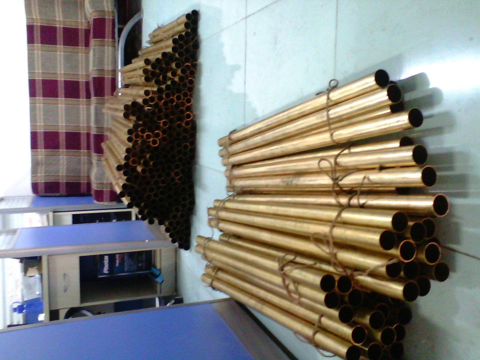 哈尔滨70-1冷凝器黄铜管,船舶用Hsn70-1A锡黄铜管价格