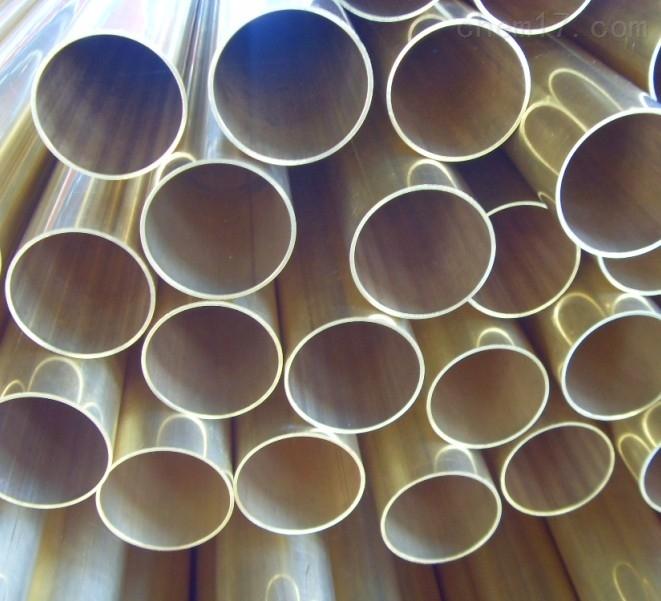 鸡西冷凝器用黄铜管,换热器用H68黄铜管价格