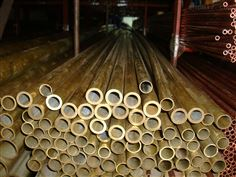 苏州冷凝器用黄铜管,换热器用H68黄铜管价格