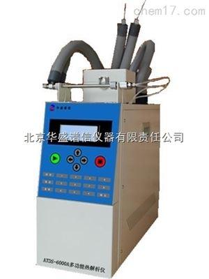 智能双通道国产 国产ATD-6000A型热解吸仪