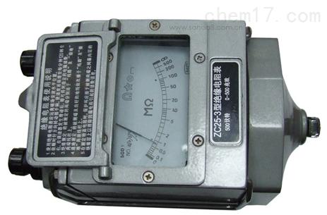 已获点击: 4 【简单介绍】zc25系列兆欧表,zc25系列兆欧表适用于测量