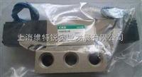 4KA310-08-AC220V日本喜开理电磁阀/CKD先导电磁阀
