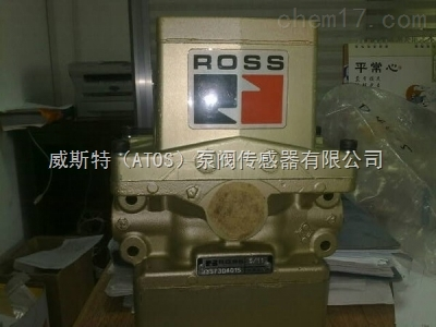 ROSS电磁阀美国进口 型号齐全 价格优惠
