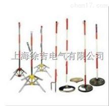 电力专业玻璃钢安全围栏墩式支架-电力工器具