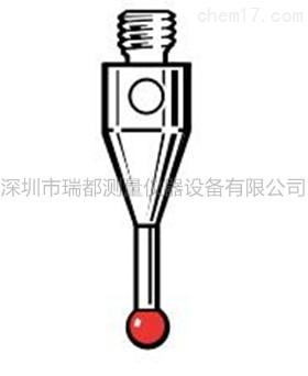 英国原装雷尼绍M2红宝石球不锈钢测杆测针测头A-5000-7802