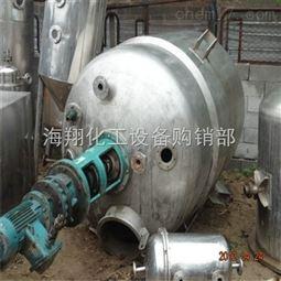 二手5吨搪瓷反应釜厂家直销