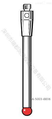 专业代理英国RENISHAW雷尼绍精密测量量具M2红宝石直测针A-5000-0038
