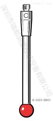 原装批发英国RENISHAW雷尼绍M2红宝石碳化钨直测针A-5000-0043