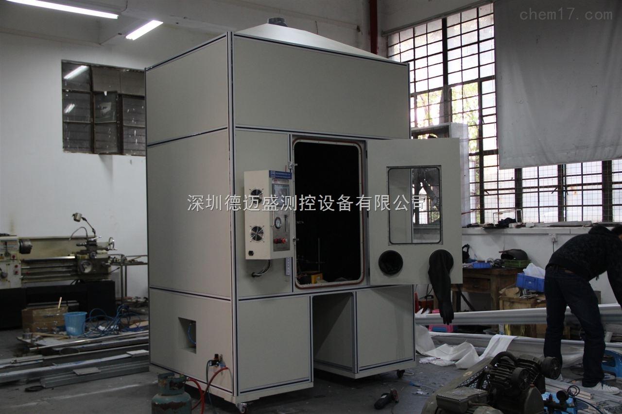UL1685标准成束电缆燃烧实验室