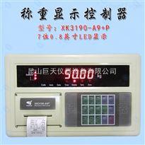 XK3190-A9+P上海耀华称重显示仪表