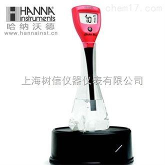哈纳HI98100 Checker®Plus微电脑酸度pH测定仪