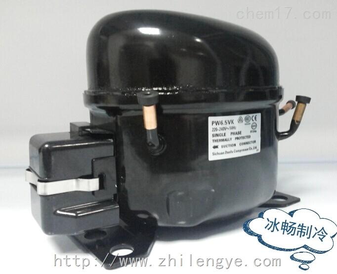 正品 电柜空调专用压缩机 丹甫活塞压缩机 pw5.5c r22 220v
