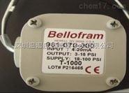 美国BELLOFRAM电气转换器T1000 961-070-000