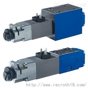 力士乐Rexroth三通型号的比例流量控制阀