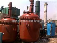 专业回收二手搪瓷反应釜