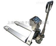 DCS苏州供应不锈钢电子叉车秤不锈钢托盘称