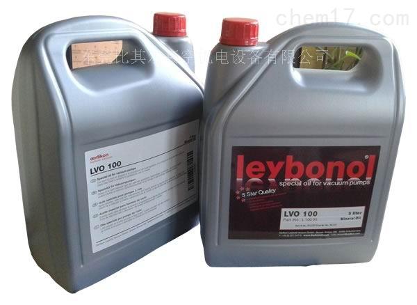 原装进口莱宝真空泵油LVO100/5L桶