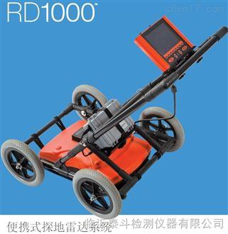 东营非金属管道探测如何使用RD1000管线探测仪探底雷达