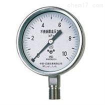 YE-150B不锈钢膜盒压力表厂家
