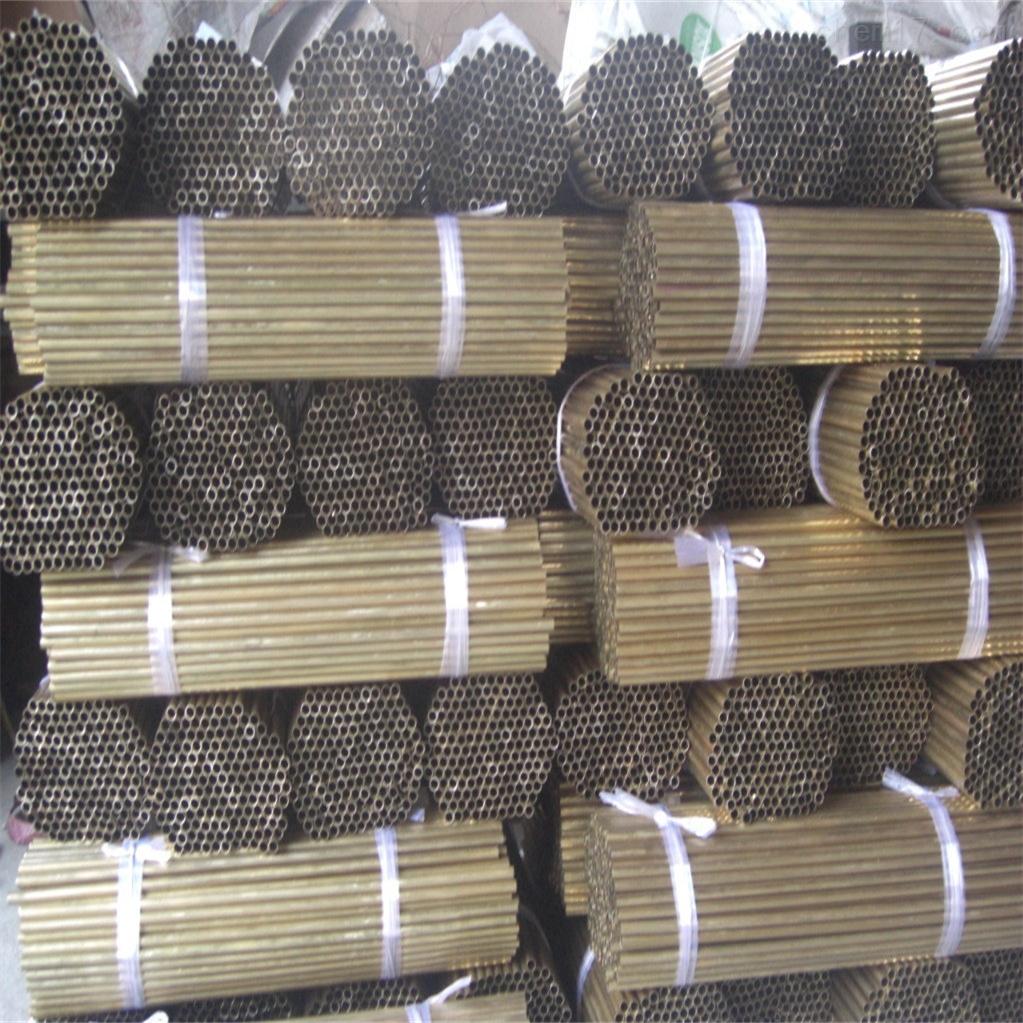 潮州70-1冷凝器黄铜管,船舶用Hsn70-1A铜管