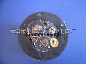 *YZ中型橡套软电缆3*10+1*6国标价格