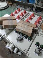 6個回路防爆動力配電箱BXD58帶總開關