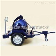 JBG-750拖车式球型防爆罐 防爆球特惠