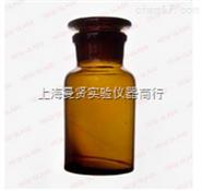 上海曼賢實驗儀器生產加工棕色大口試劑瓶。