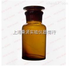上海曼贤实验仪器生产加工棕色大口试剂瓶。