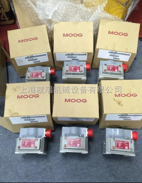 美国MOOG穆格伺服阀d633-303b上海代理