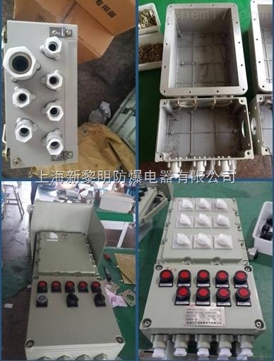 厂家定做BXM防爆照明动力配电箱