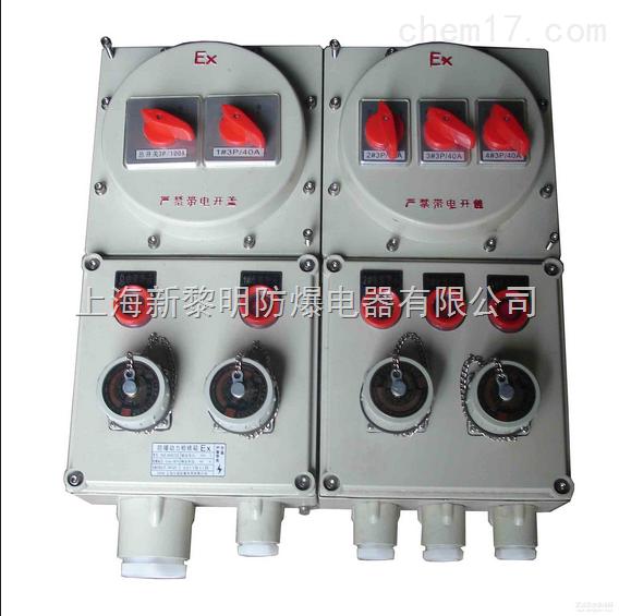BXD防爆动力配电箱 配电箱成套批发 防爆配电箱 动力配电箱定做