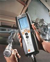 德国德图testo340烟气分析仪 原装进口 脱硫脱硝用