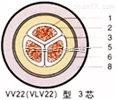 *VV22铠装电力电缆3X6国标价格