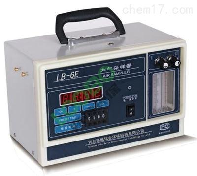 LB-6E供应青岛金沙4166官网登录LB-6E型大气采样器