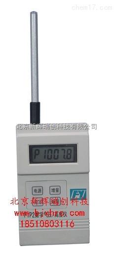 FYP-2数字气压/高度仪