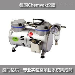 德国ChemvakV600无油活塞式真空泵