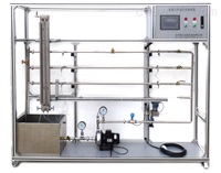 管道流体阻力实验装置