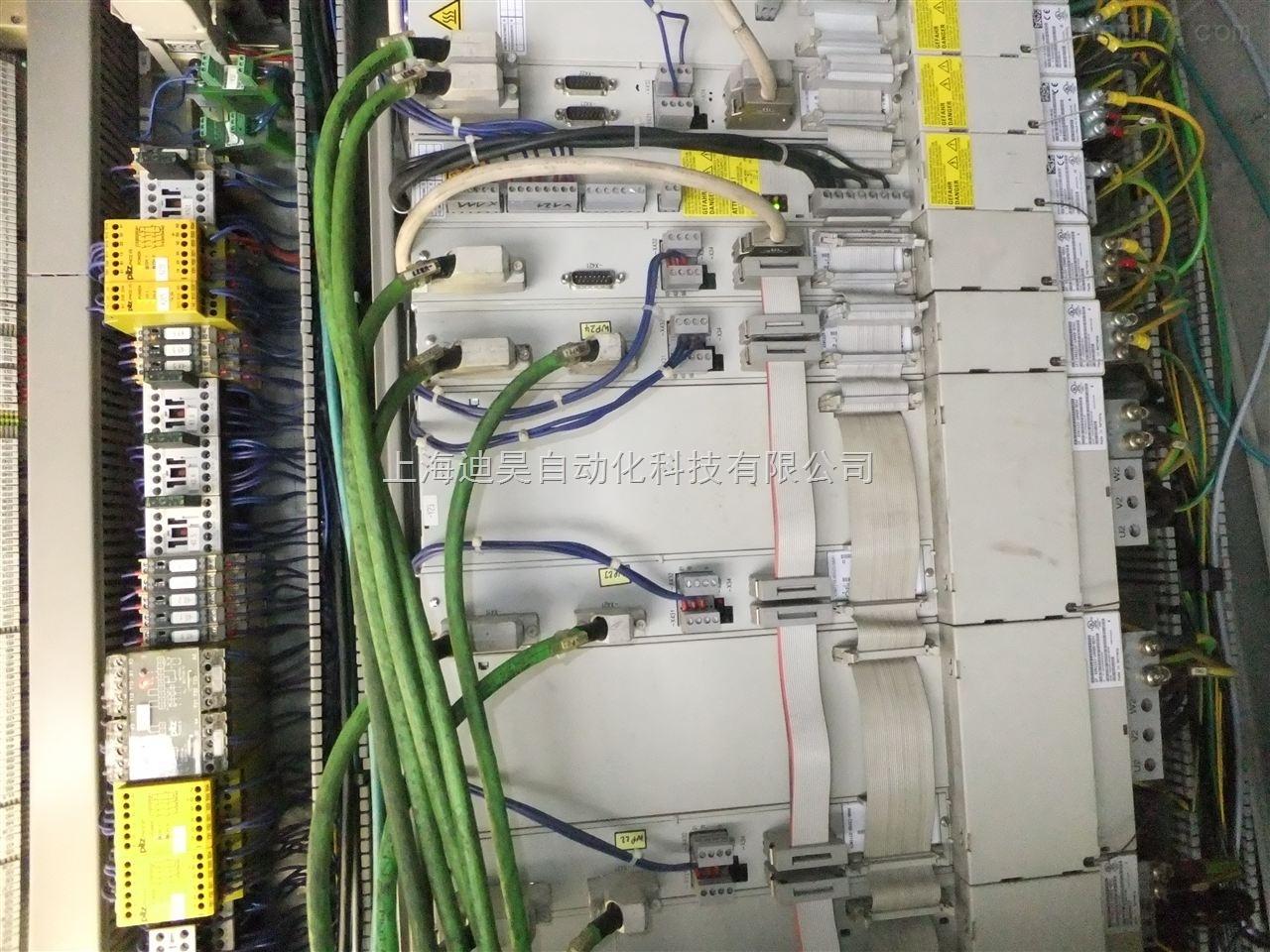 西门子6sn1145电源模块无输出维修
