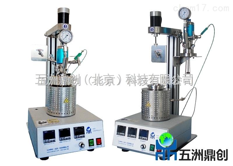 WZB50ML节省空间型机械磁力反应釜