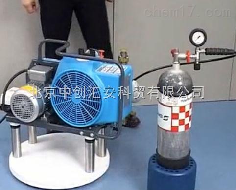 寶華JUNIOR Ⅱ潛水用高壓空氣充氣泵