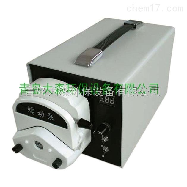 DS-8000H水质自动采样器