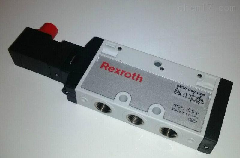 德国力士乐Rexroth电磁阀4WE6A/c系列