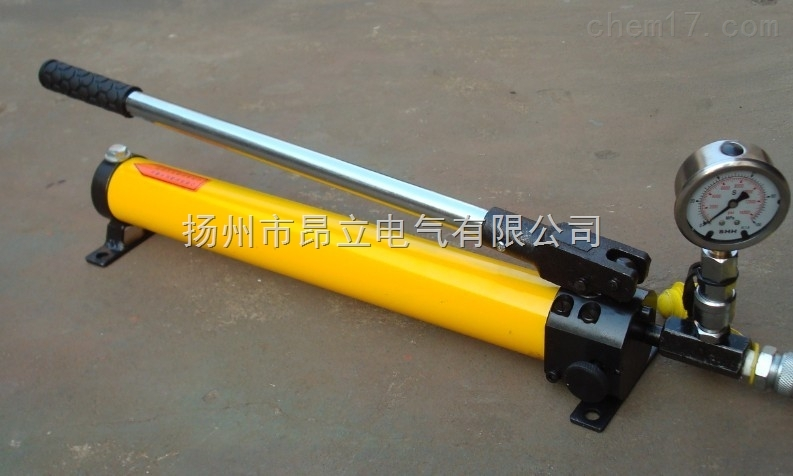 手动油泵HHP-2500