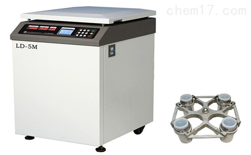 LD-5M立式低速冷冻离心机