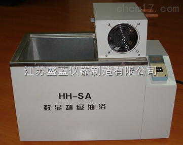 HH-SA数显恒温油浴