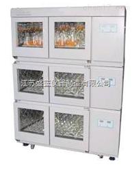 QHZ-123B组合式全温度振荡培养箱(二层叠加智能型控制)