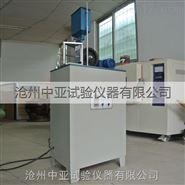GLM-200砂基透水砖钢轮式耐磨试验机