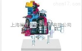 充压控制分配型喷射泵解剖模型|汽车解剖实训装置